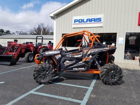 2015 Polaris RZR® XP 1000 EPS High Lifter Edition in Mount Pleasant, Michigan