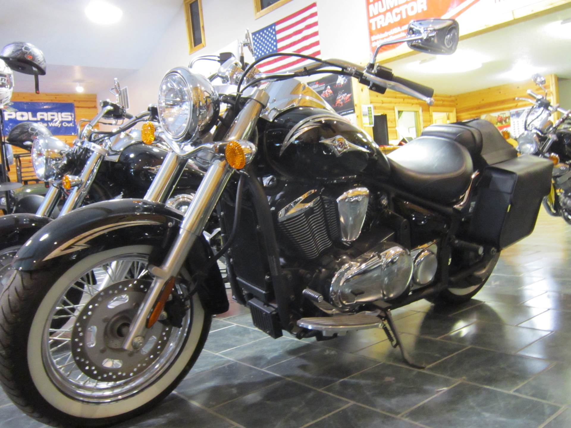 2011 Kawasaki Vulcan® 1700 Classic in Mount Pleasant, Michigan