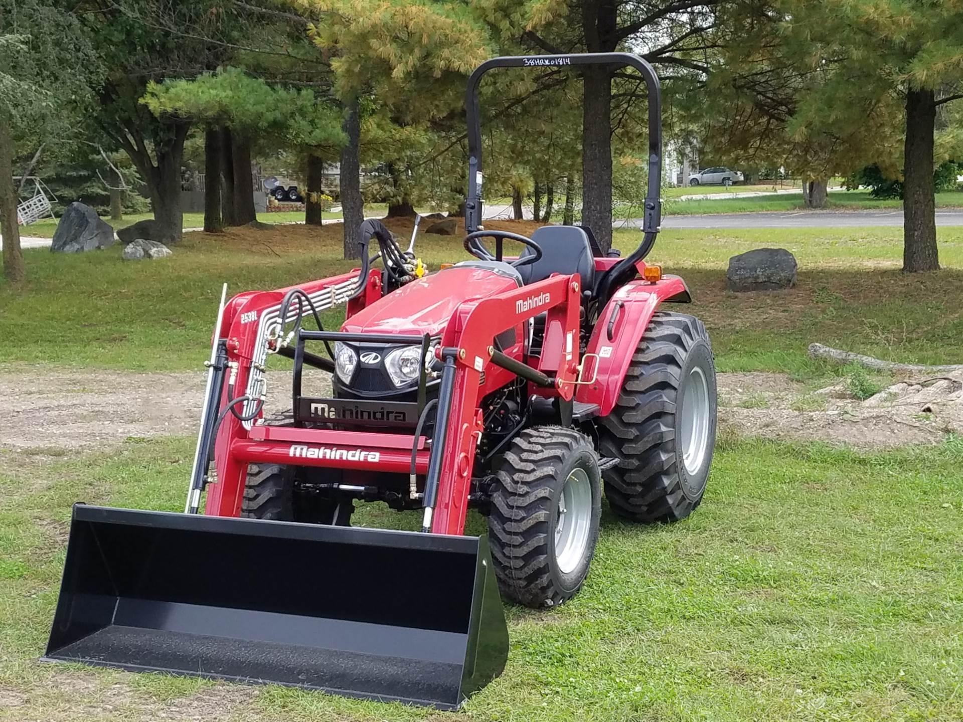 2016 Mahindra 2538 HST in Mount Pleasant, Michigan