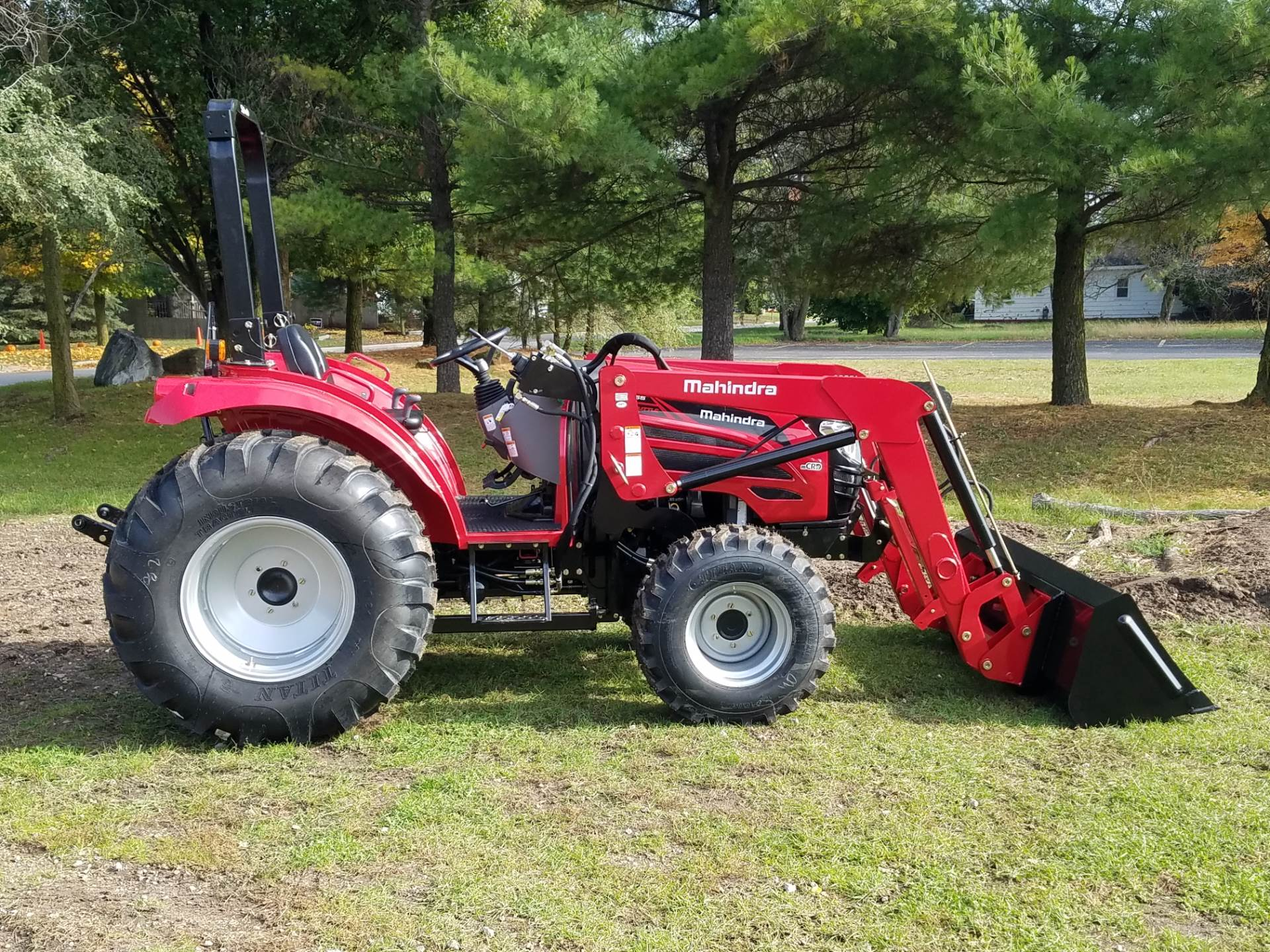 2016 Mahindra 2555 Shuttle in Mount Pleasant, Michigan