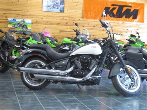 2012 Kawasaki Vulcan® 900 Classic in Mount Pleasant, Michigan