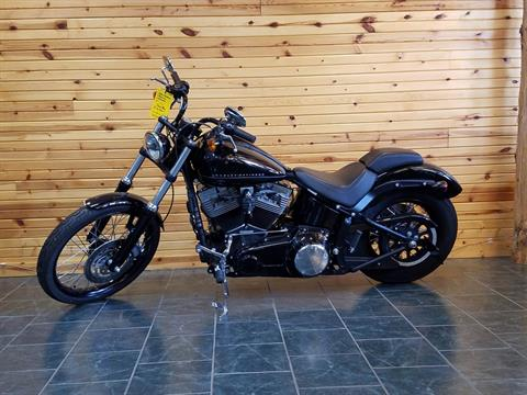 2012 Harley-Davidson Softail® Blackline® in Mount Pleasant, Michigan