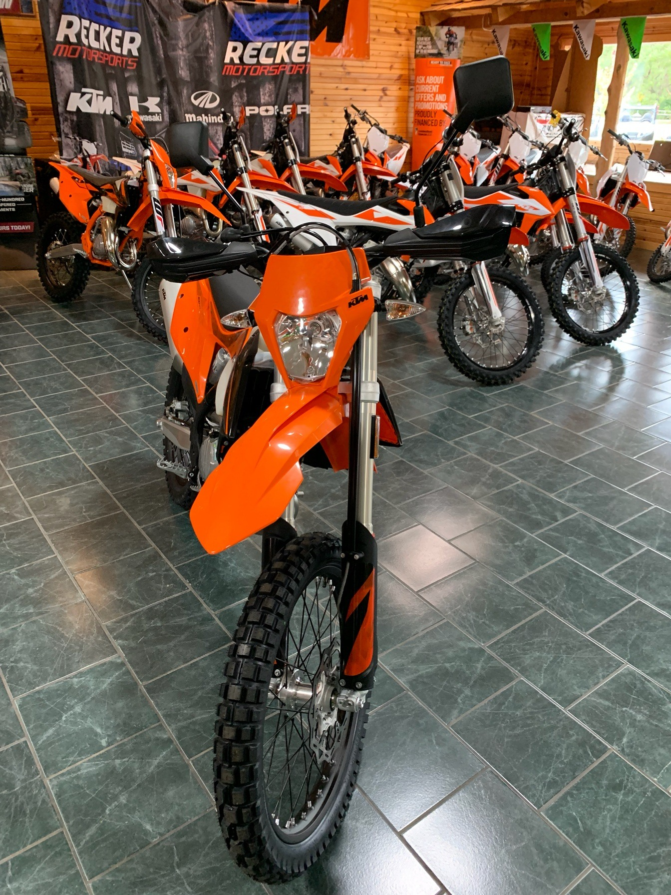 2019 KTM 150 XC-W in Mount Pleasant, Michigan - Photo 1