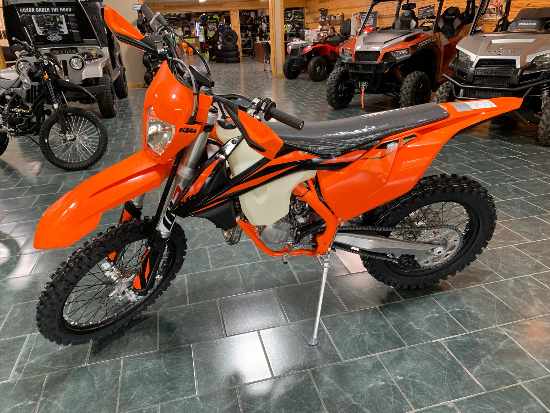 2019 KTM 150 XC-W in Mount Pleasant, Michigan - Photo 3