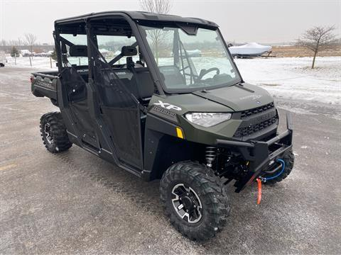 2020 Polaris Ranger Crew XP 1000 Premium Winter Prep Package in Appleton, Wisconsin - Photo 1