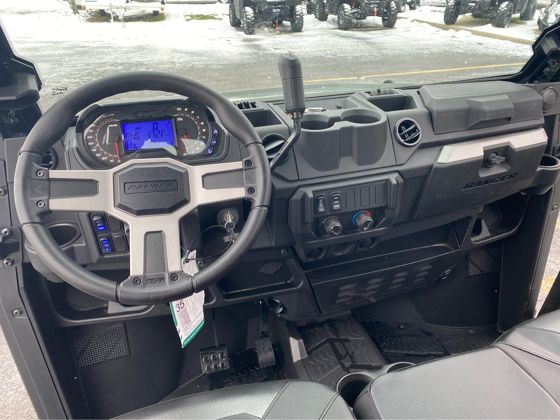 2020 Polaris Ranger Crew XP 1000 Premium Winter Prep Package in Appleton, Wisconsin - Photo 3