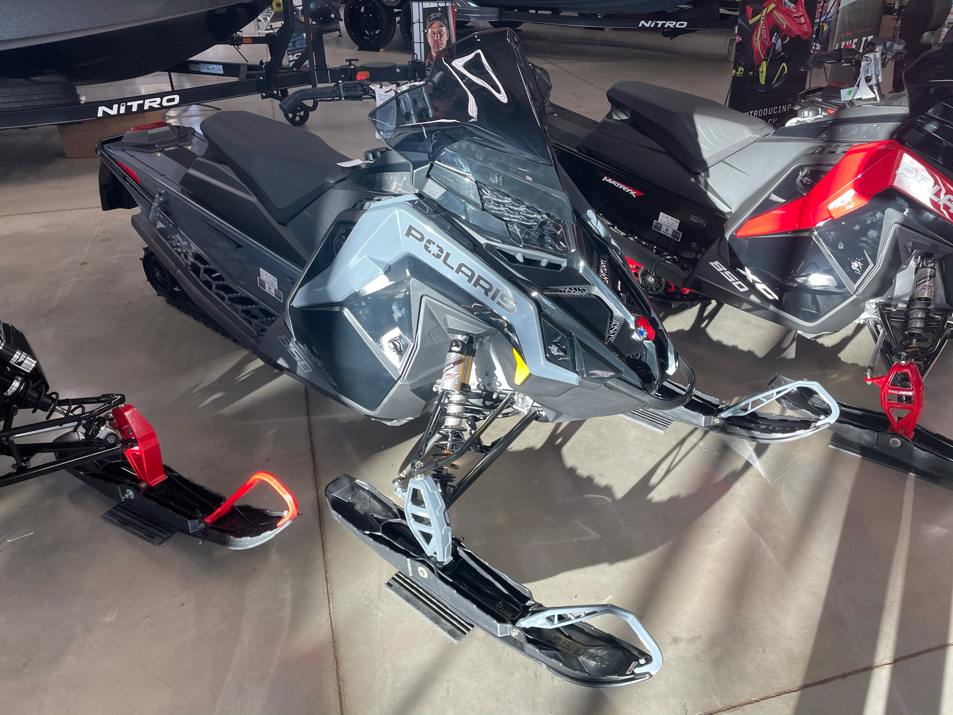2021 Polaris 850 Indy XC 129 Launch Edition Factory Choice in Appleton, Wisconsin - Photo 1