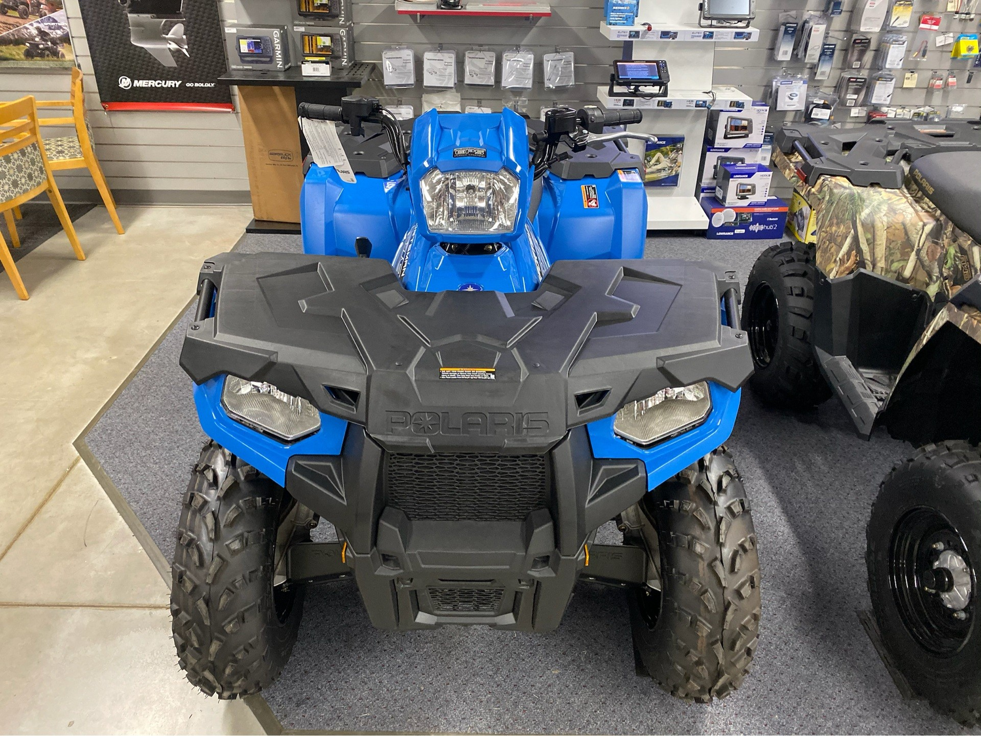 2019 Polaris Sportsman 570 EPS in Appleton, Wisconsin - Photo 2