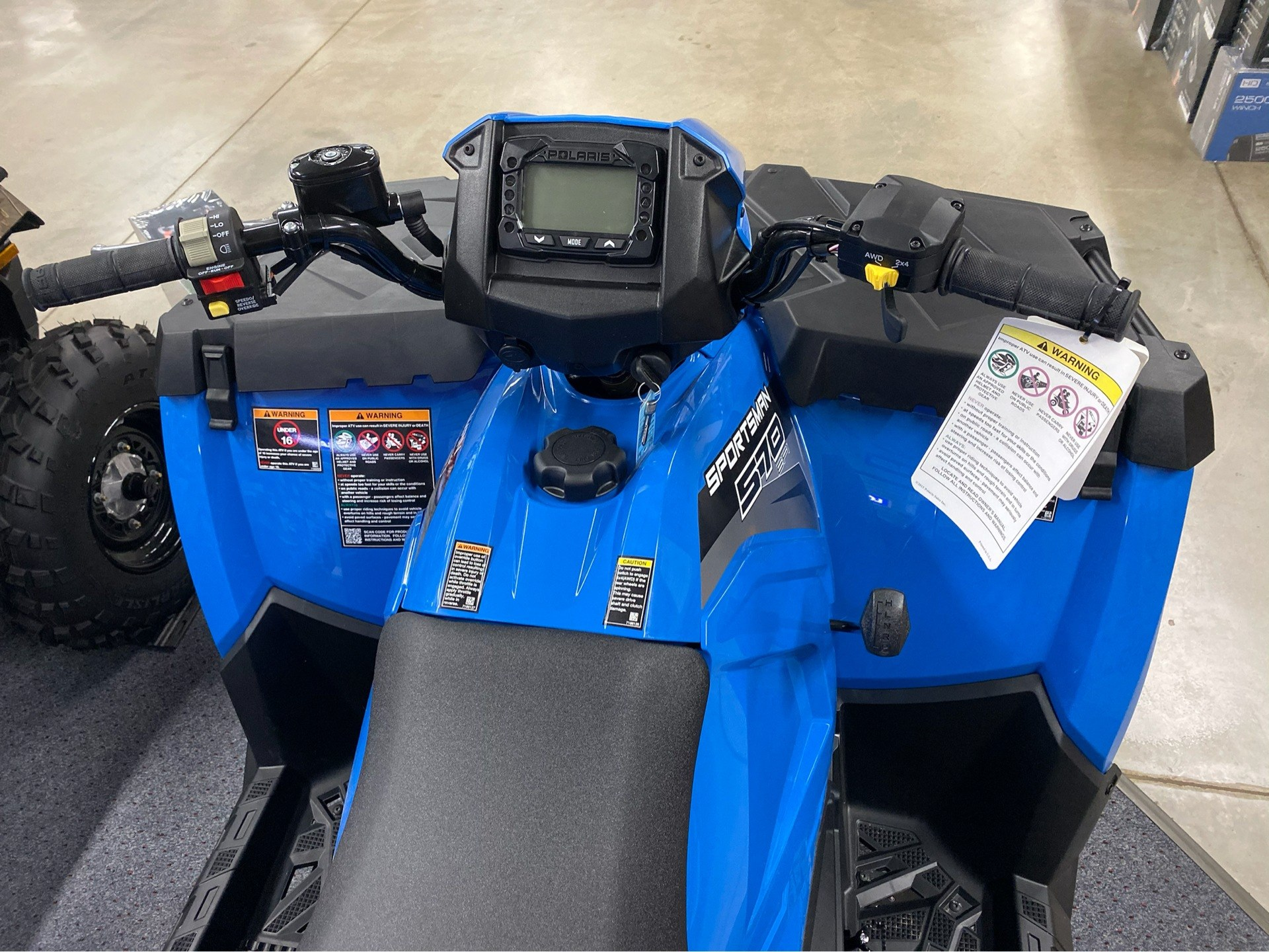 2019 Polaris Sportsman 570 EPS in Appleton, Wisconsin - Photo 3