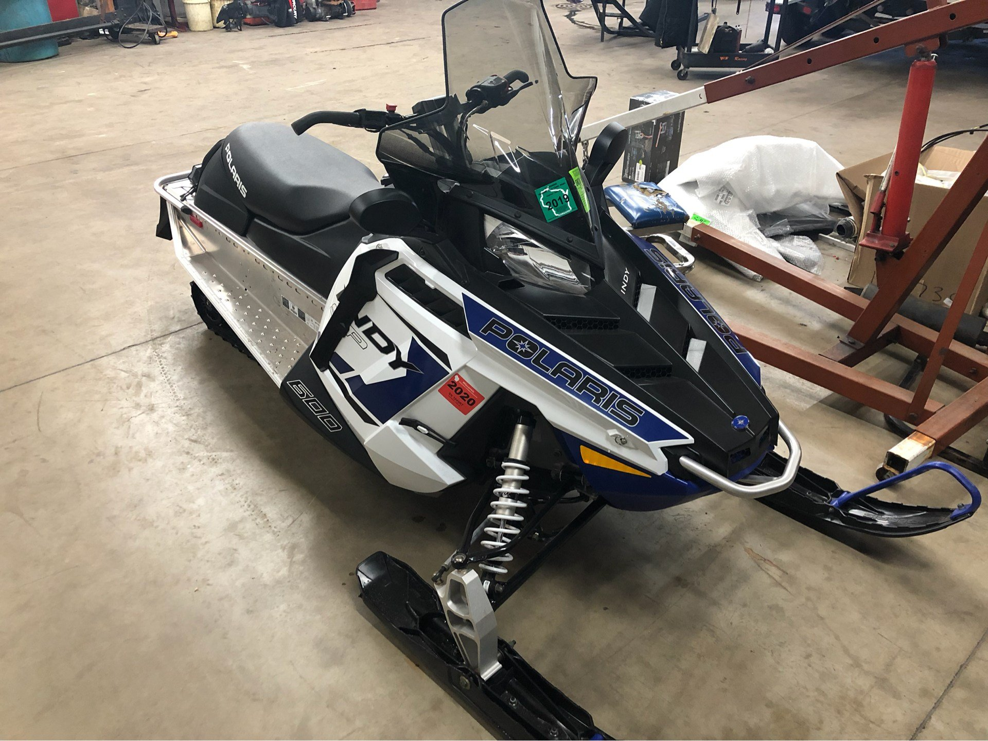 2017 Polaris 600 INDY SP ES for sale 4946