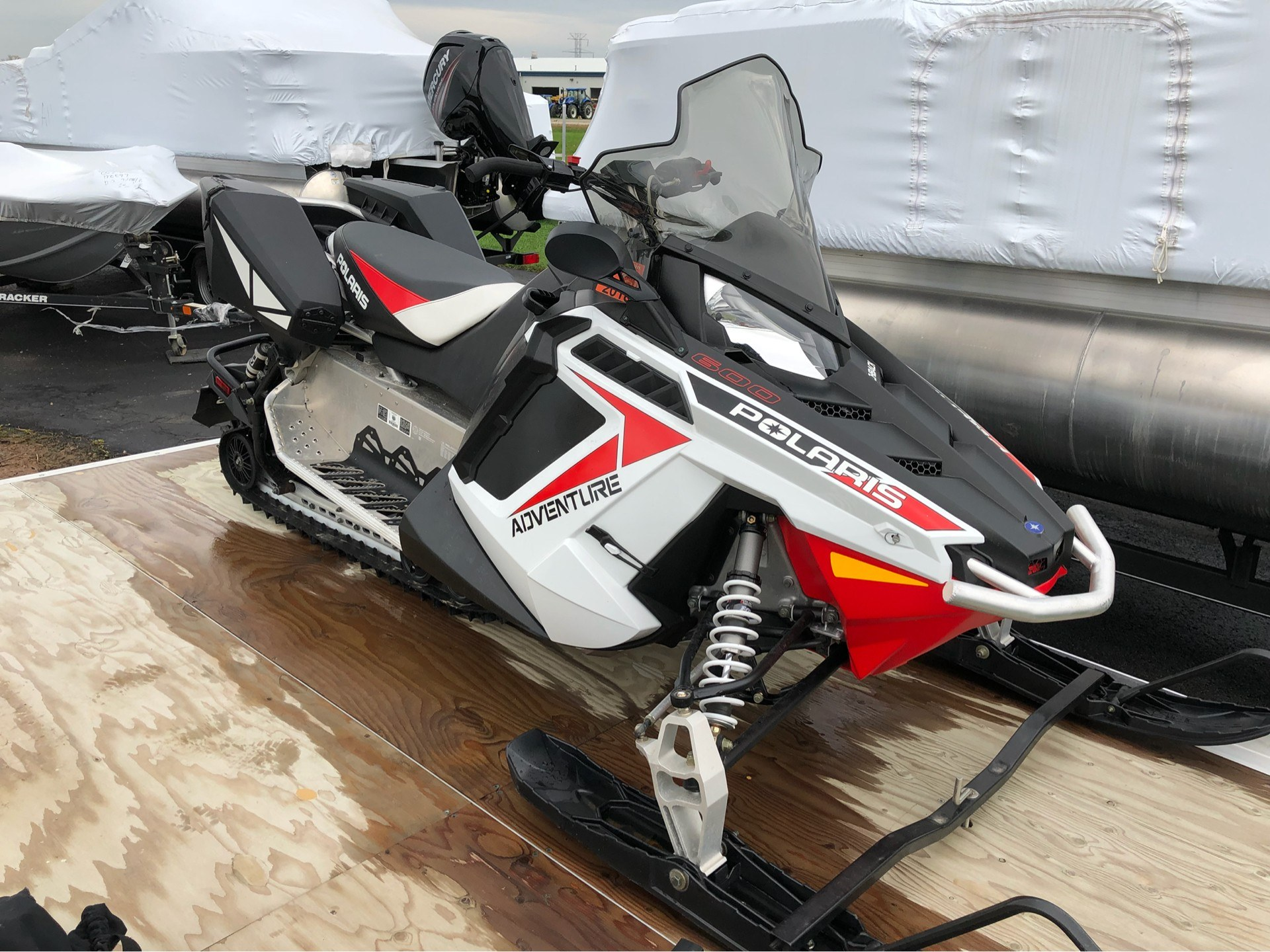 2014 Polaris 600 Switchback Adventure for sale 16310