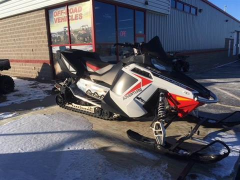 2014 Polaris 800 SwitchBack Adventure in Appleton, Wisconsin