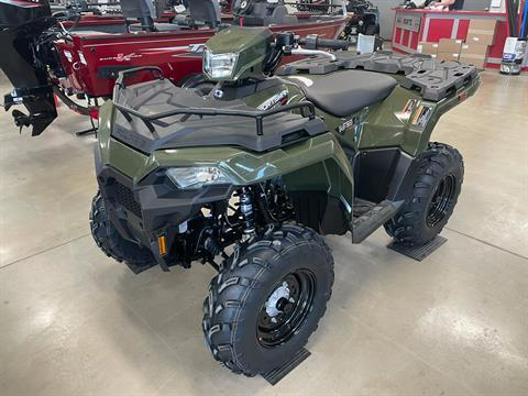 2021 Polaris Sportsman 570 in Appleton, Wisconsin - Photo 1