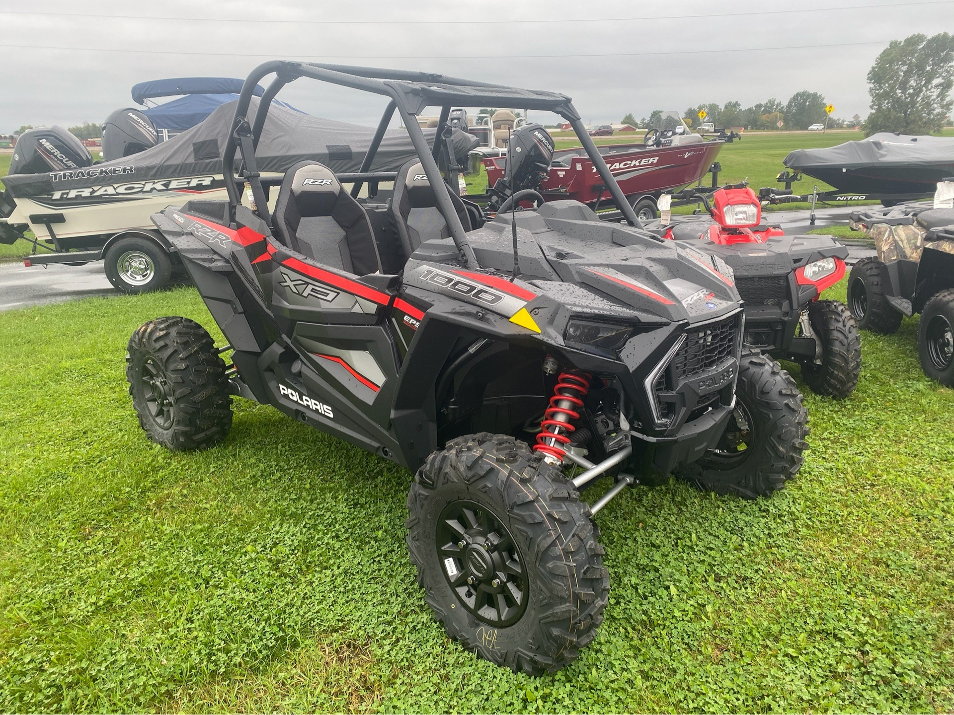 2019 Polaris RZR XP 1000 Ride Command in Appleton, Wisconsin - Photo 1