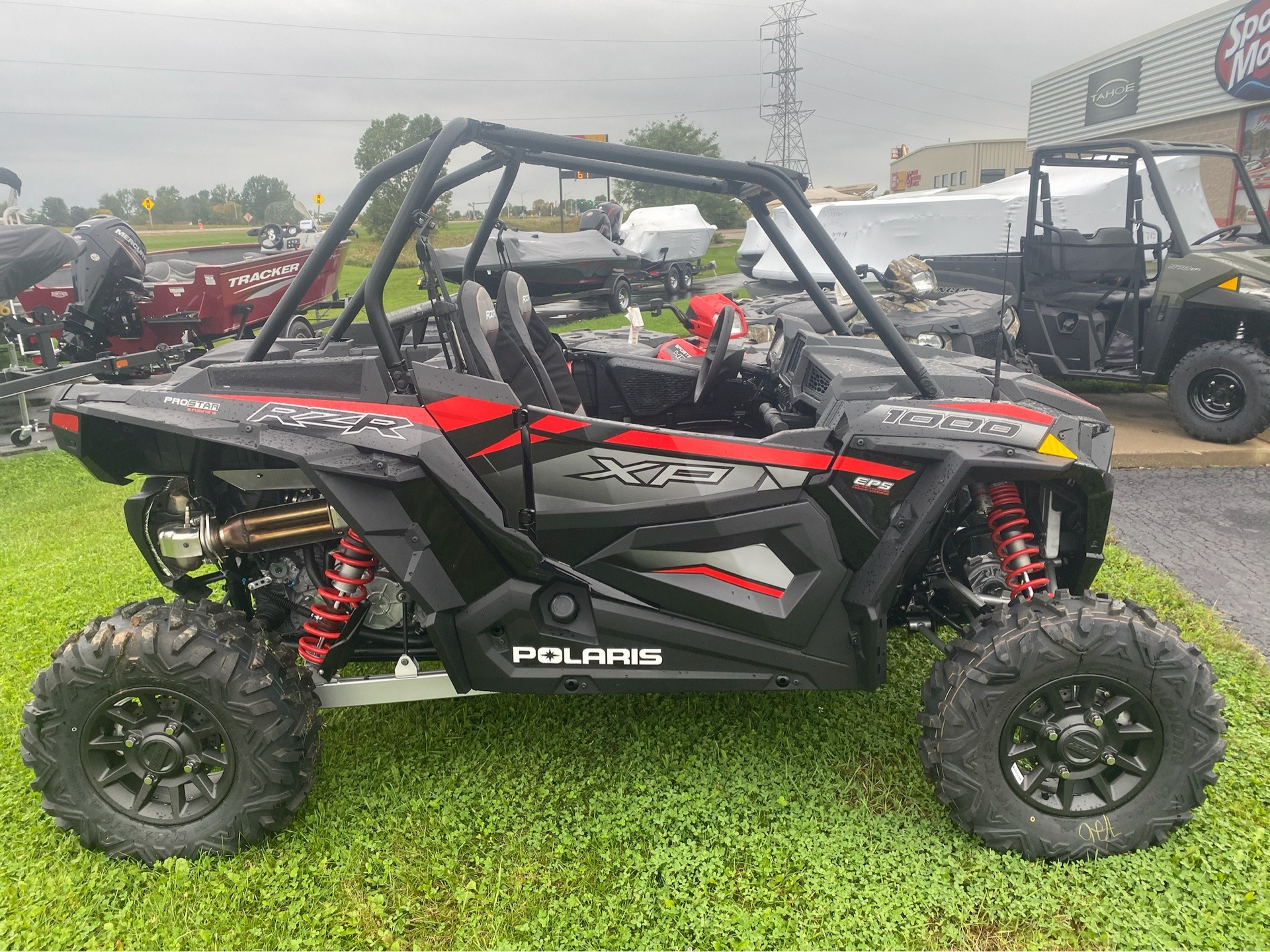 2019 Polaris RZR XP 1000 Ride Command in Appleton, Wisconsin - Photo 2