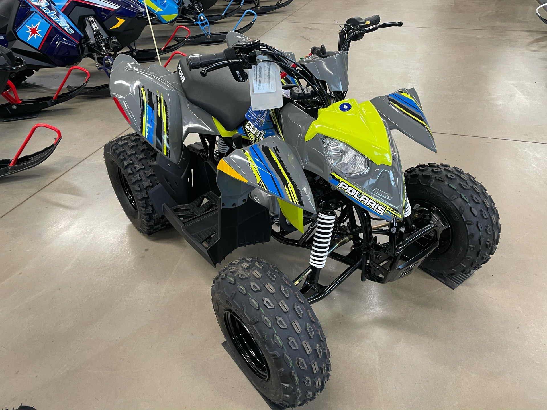 2021 Polaris Outlaw 110 EFI in Appleton, Wisconsin - Photo 1