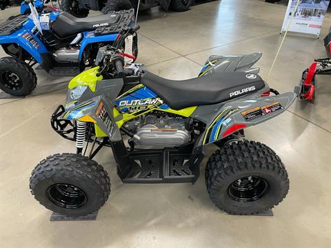 2021 Polaris Outlaw 110 EFI in Appleton, Wisconsin - Photo 2