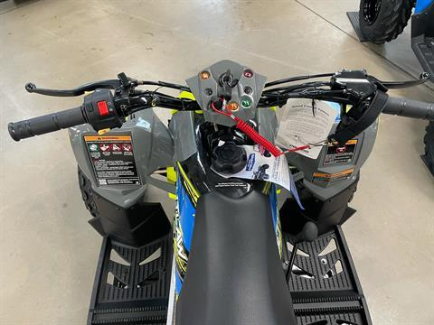 2021 Polaris Outlaw 110 EFI in Appleton, Wisconsin - Photo 3