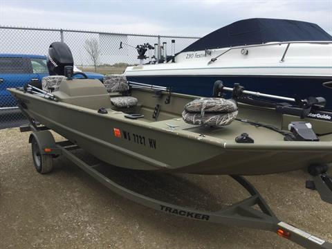 2012 Tracker Tracker Grizzly 1754SC in Appleton, Wisconsin