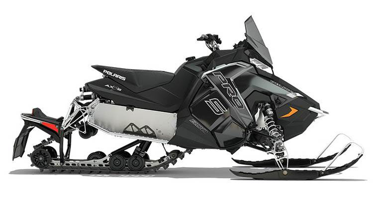 2018 Polaris Rush Pro-S ES in Appleton, Wisconsin