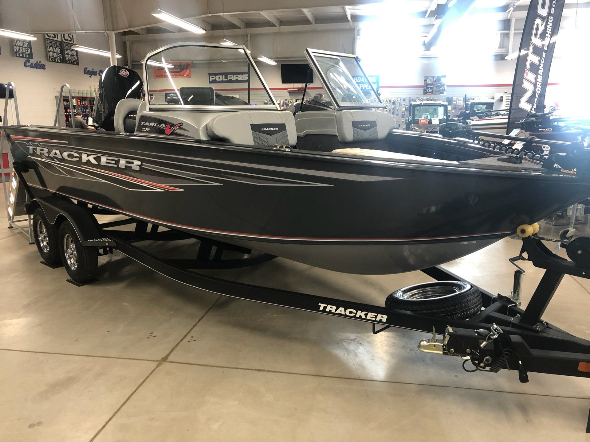 2019 Tracker Targa V-19 WT in Appleton, Wisconsin - Photo 1