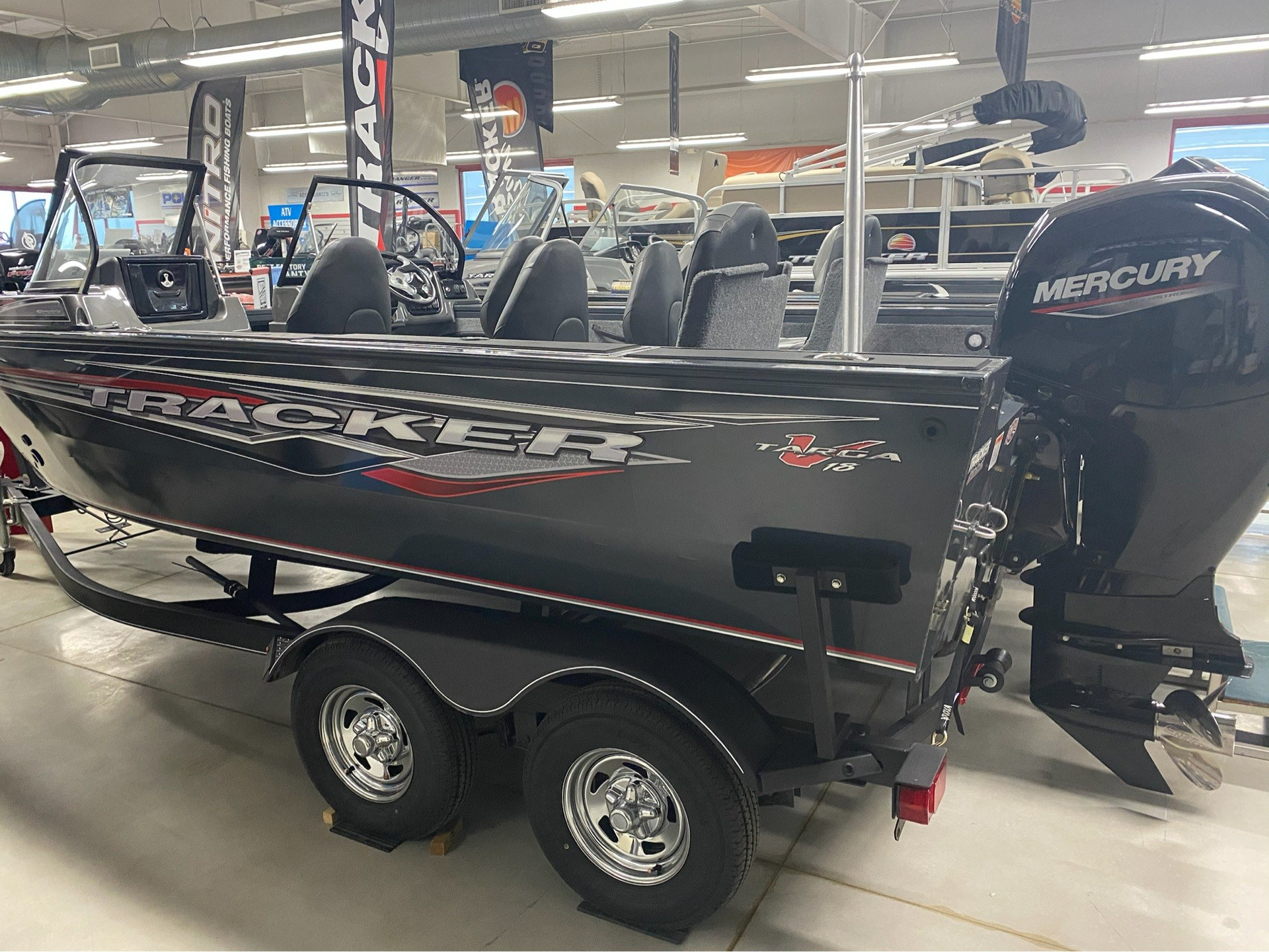 2020 Tracker Targa V-18 Combo in Appleton, Wisconsin - Photo 2