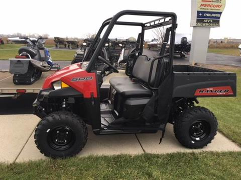 2018 Polaris Ranger 500 in Appleton, Wisconsin