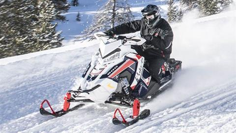 2018 Polaris RUSH 800 AXYS Founder's Edition in Appleton, Wisconsin