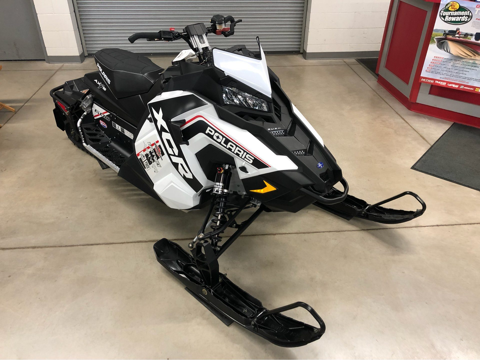 2018 Polaris 600 RUSH XCR SnowCheck Select in Appleton, Wisconsin - Photo 1