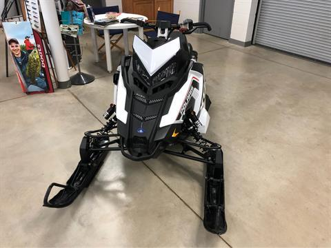 2018 Polaris 600 RUSH XCR SnowCheck Select in Appleton, Wisconsin - Photo 2