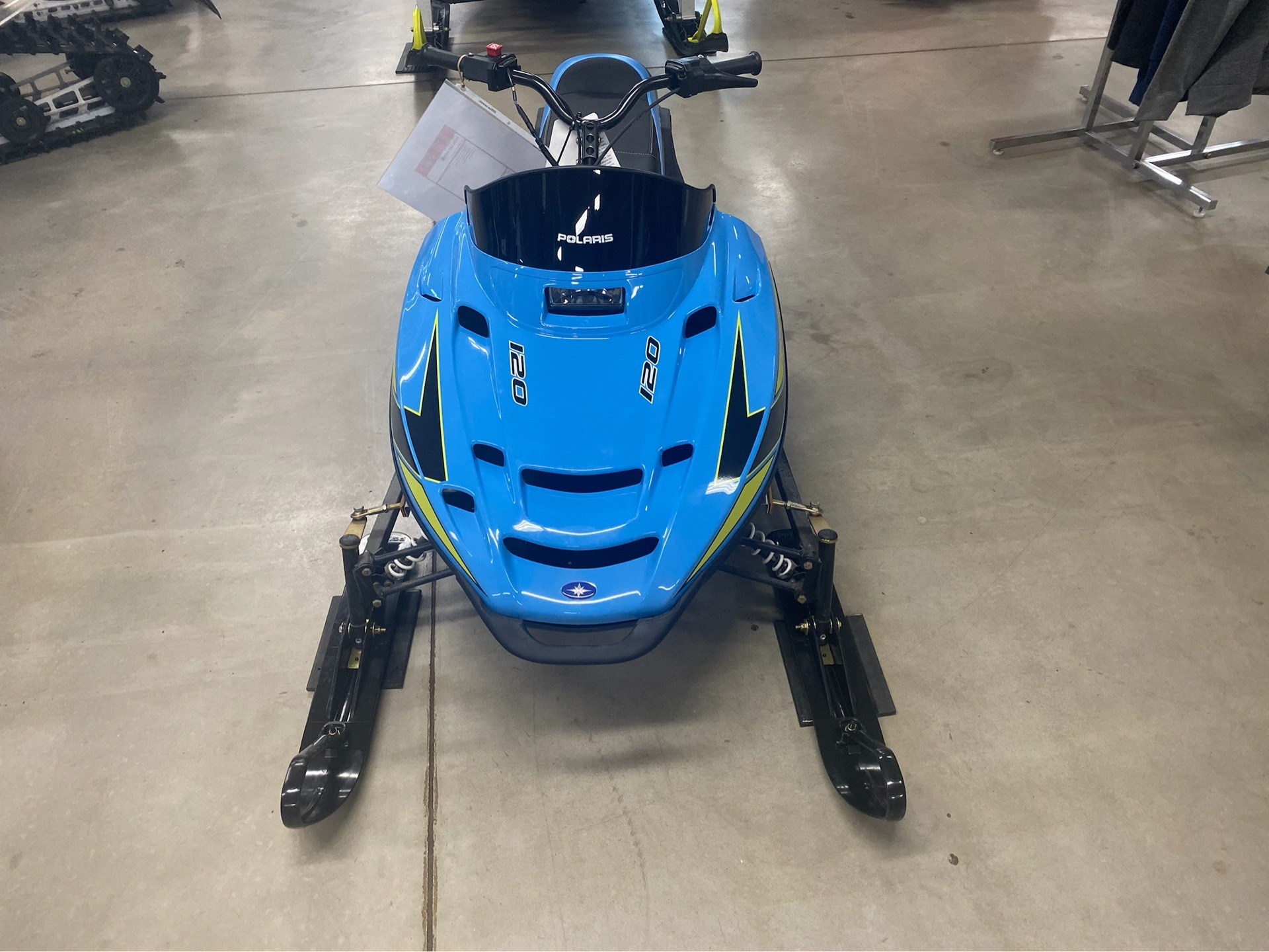 2020 Polaris 120 Indy in Appleton, Wisconsin - Photo 2
