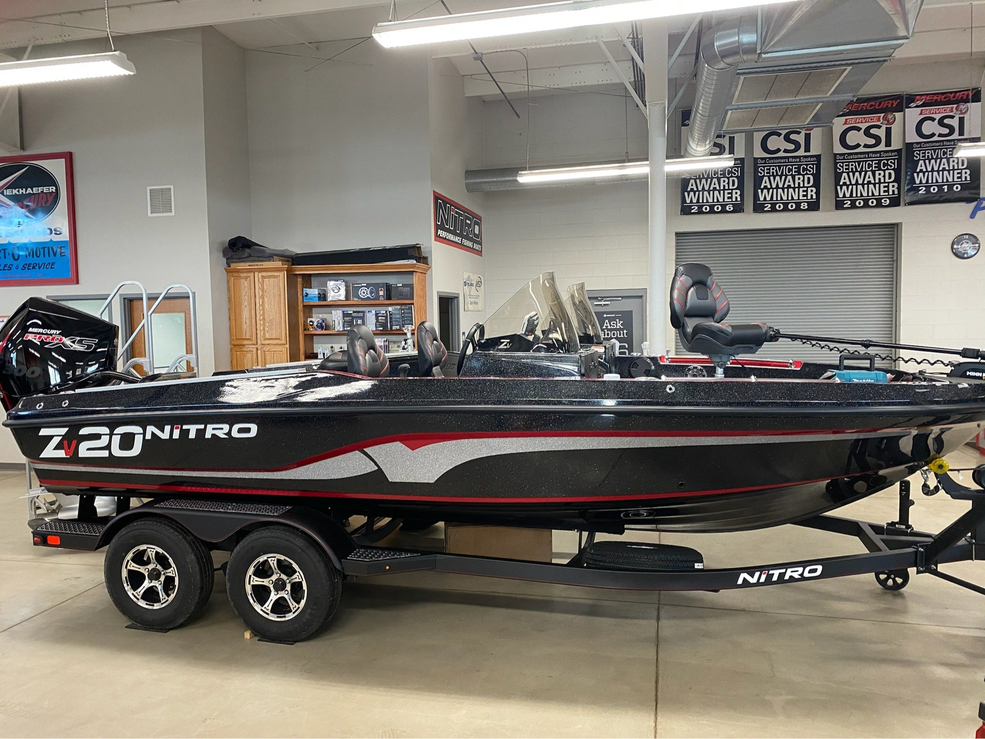 2020 Nitro ZV20 in Appleton, Wisconsin - Photo 2