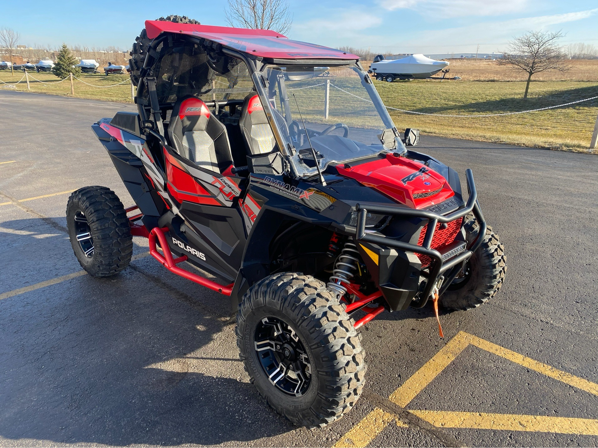 2018 Polaris RZR XP Turbo EPS Dynamix Edition in Appleton, Wisconsin - Photo 1
