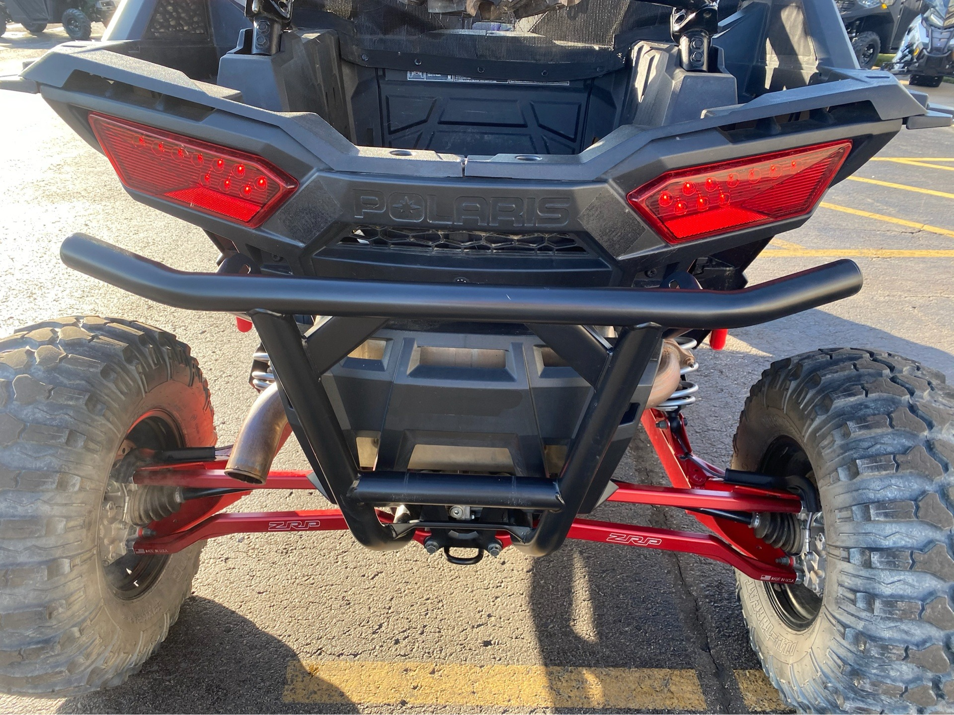2018 Polaris RZR XP Turbo EPS Dynamix Edition in Appleton, Wisconsin - Photo 6
