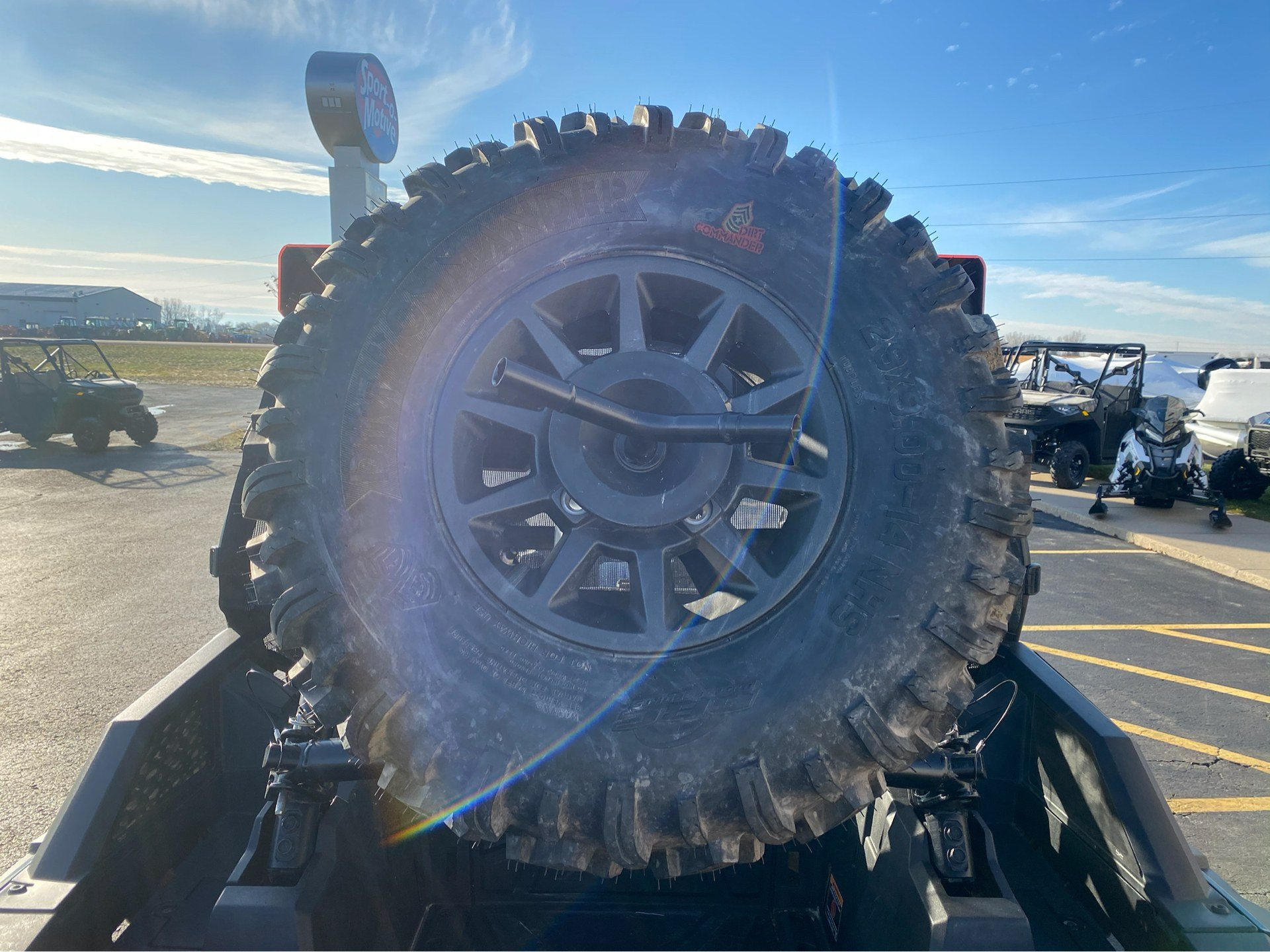 2018 Polaris RZR XP Turbo EPS Dynamix Edition in Appleton, Wisconsin - Photo 7
