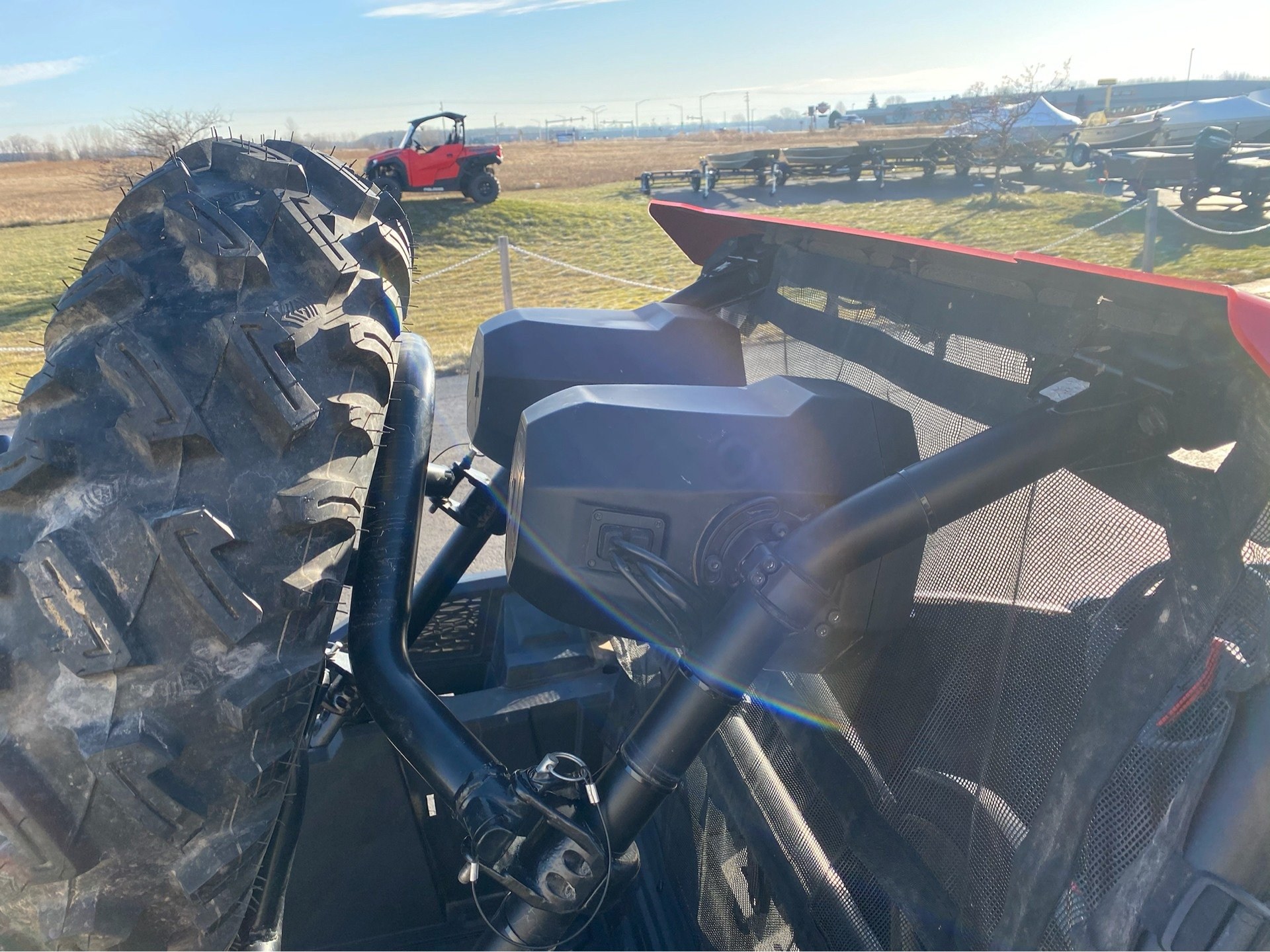 2018 Polaris RZR XP Turbo EPS Dynamix Edition in Appleton, Wisconsin - Photo 9