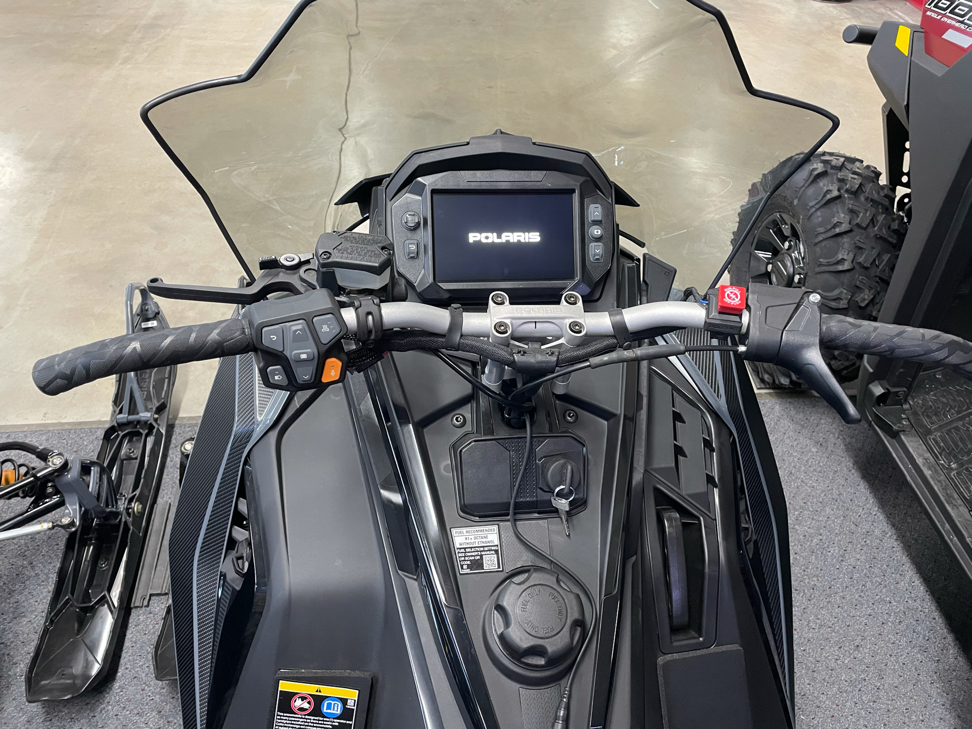 2021 Polaris 850 Indy VR1 129 SC in Appleton, Wisconsin - Photo 3