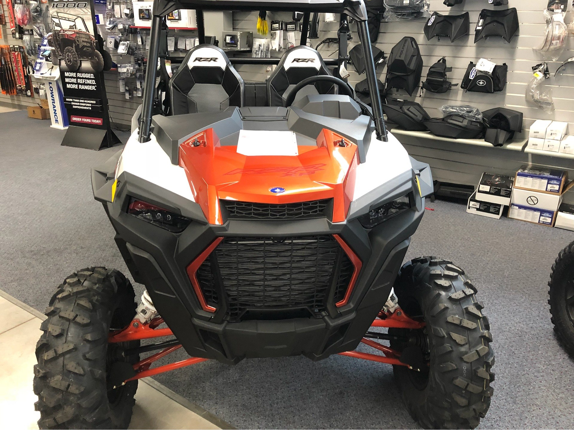2019 Polaris RZR XP Turbo in Appleton, Wisconsin