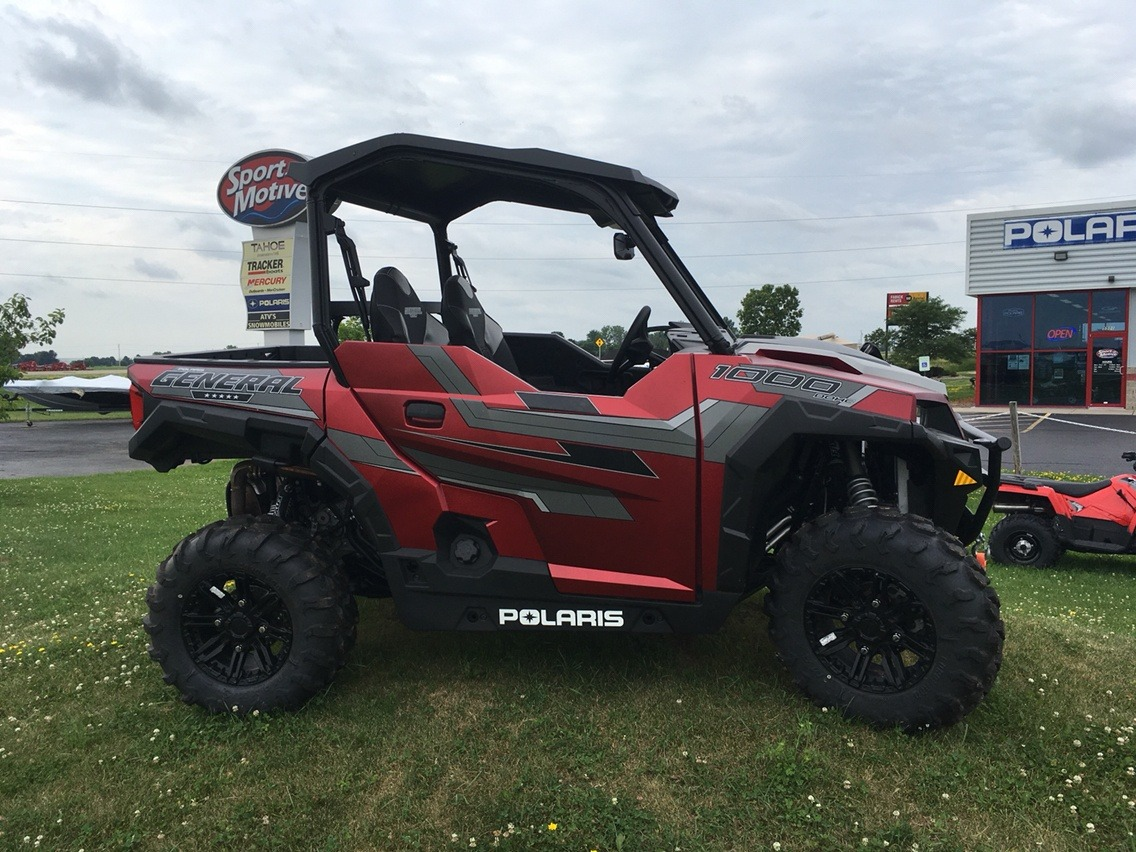 2018 Polaris General 1000 EPS Ride Command Edition in Appleton, Wisconsin