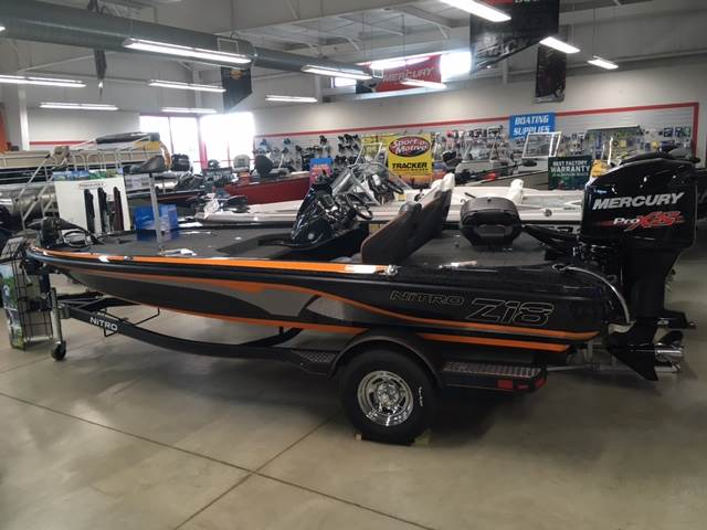 2018 Nitro Z18 in Appleton, Wisconsin