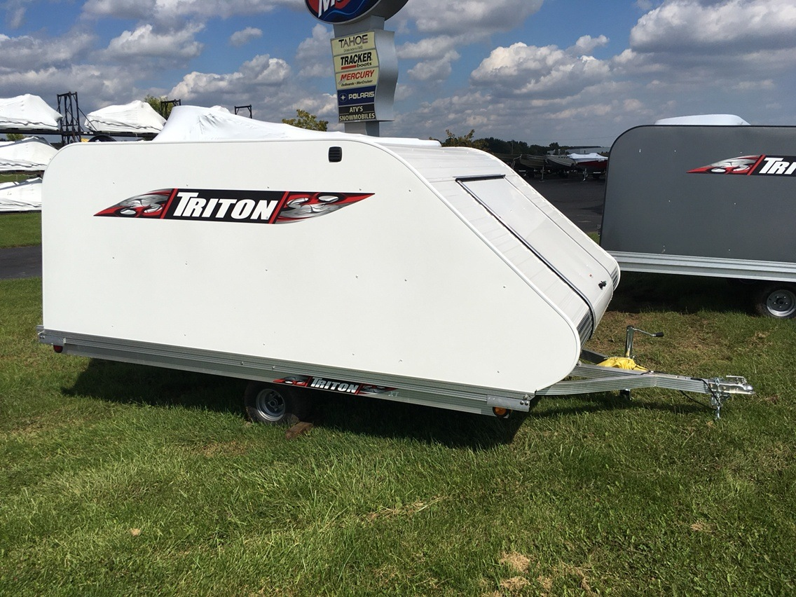 2018 triton trailers xt11-101 sq in appleton, wisconsin - photo 1