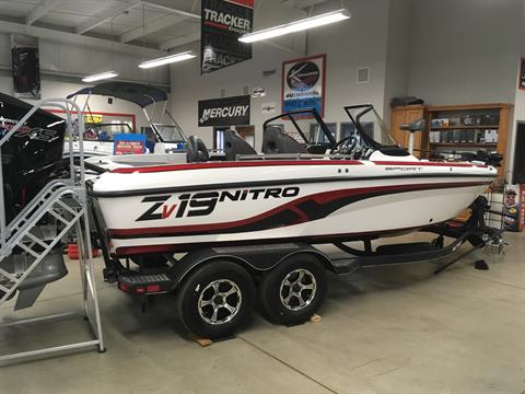 2019 Nitro ZV19 Sport in Appleton, Wisconsin