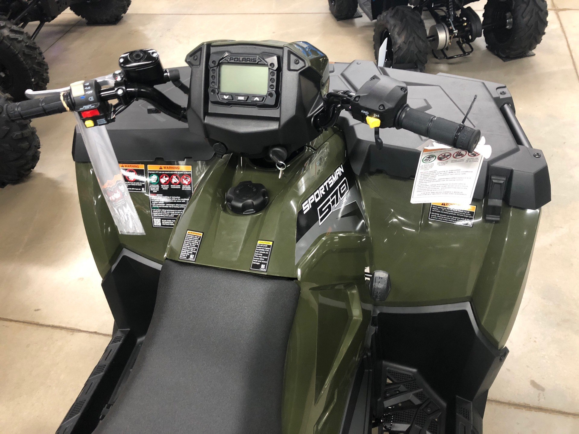 2019 Polaris Sportsman 570 in Appleton, Wisconsin