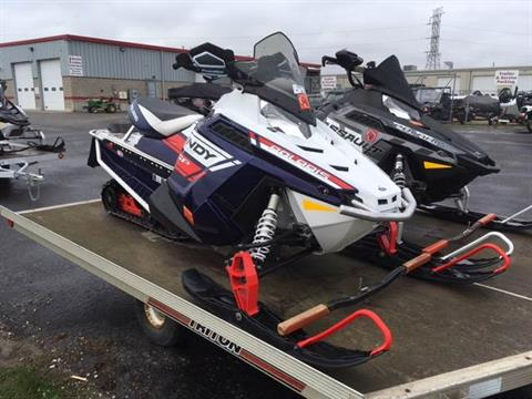 2016 Polaris 600 INDY SP TD Series LE SE in Appleton, Wisconsin