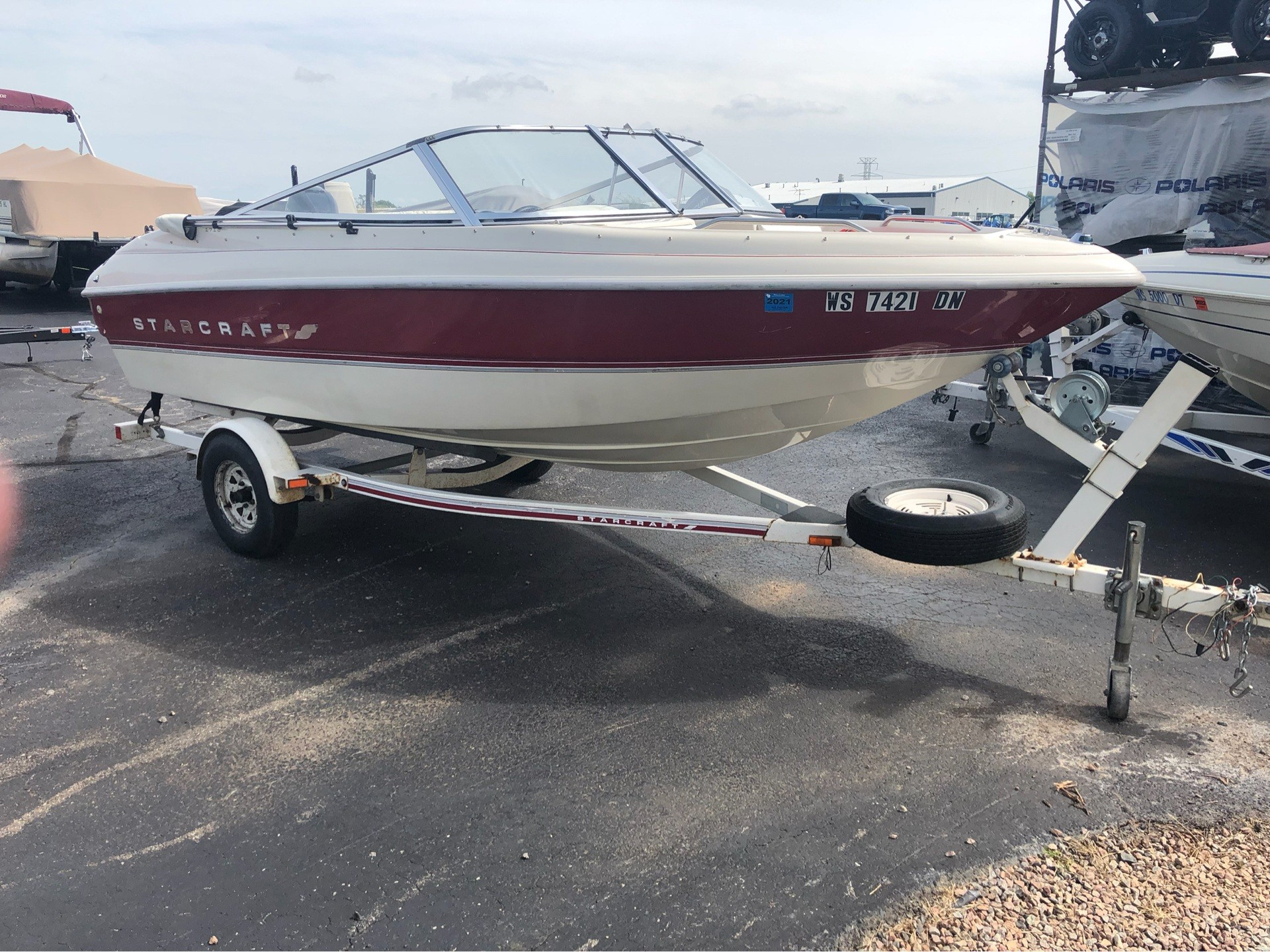 1995 Starcraft 1710 in Appleton, Wisconsin - Photo 1