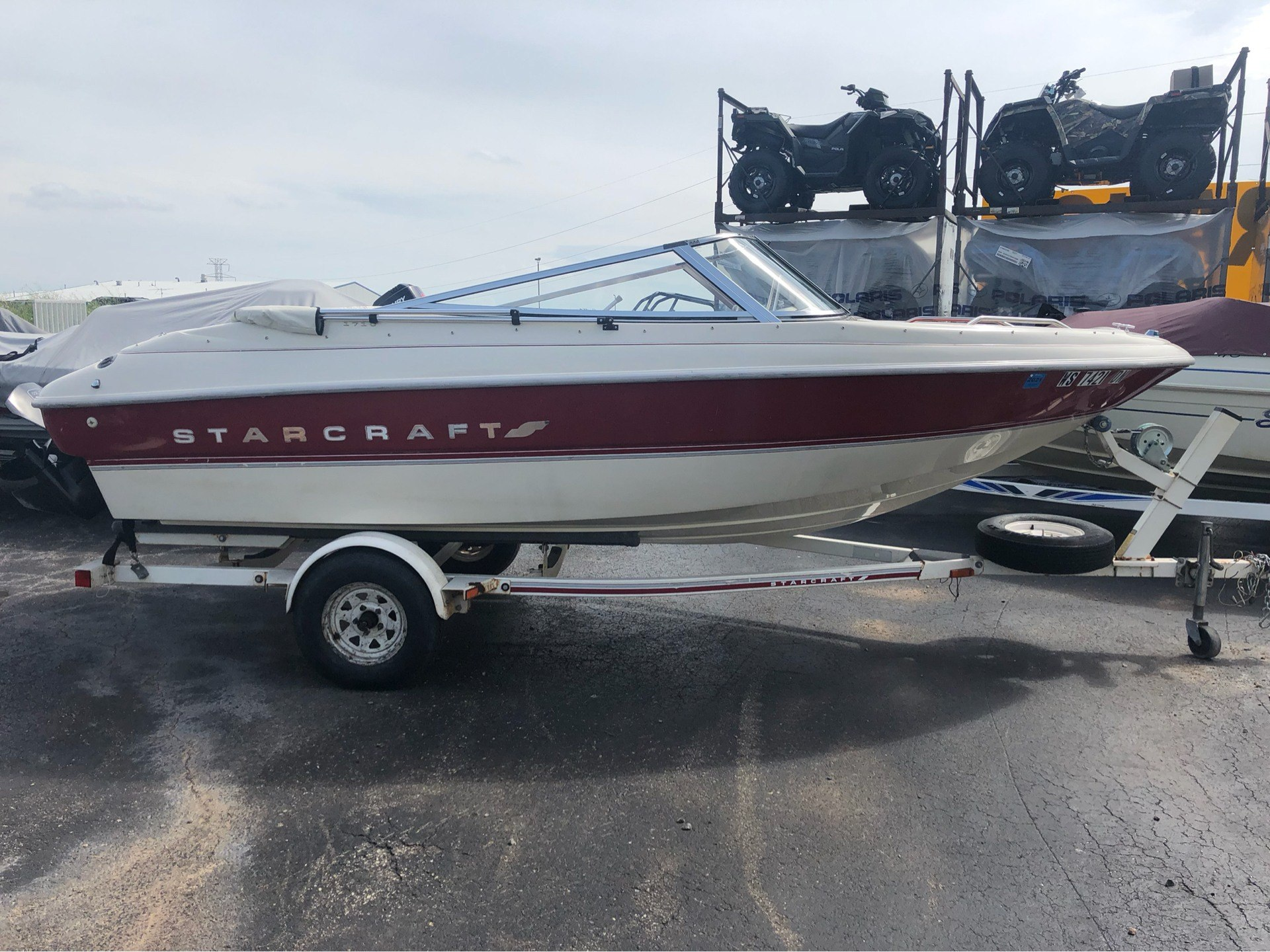 1995 Starcraft 1710 in Appleton, Wisconsin - Photo 2