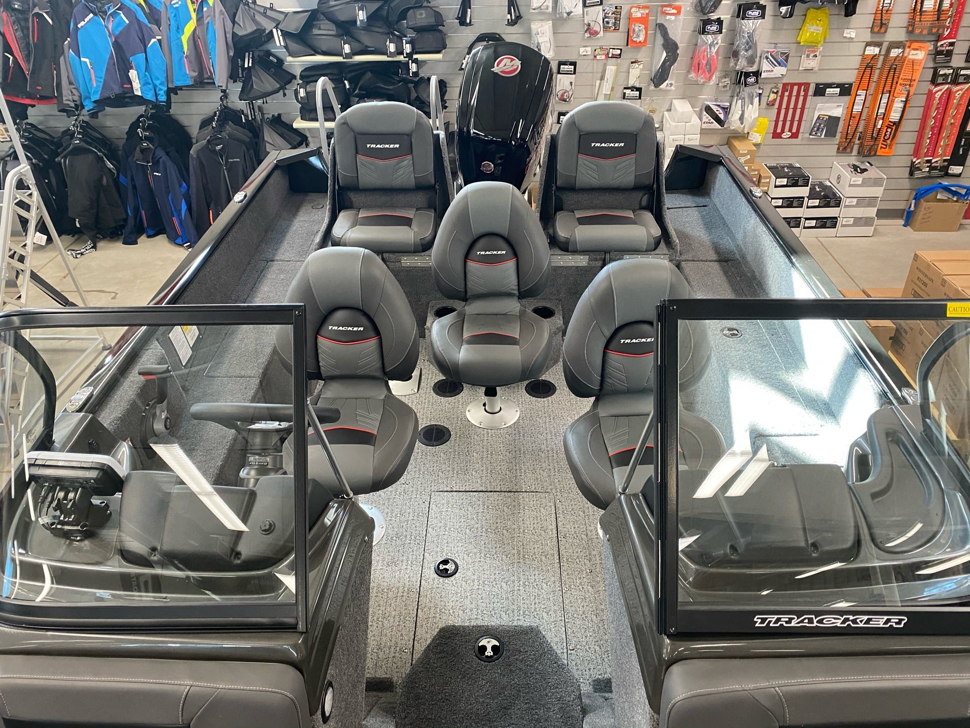 2021 Tracker Pro Guide V-175 Combo in Appleton, Wisconsin - Photo 6