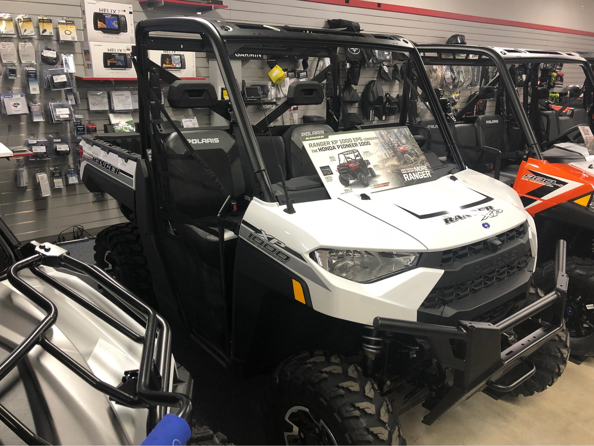 2019 Polaris Ranger XP 1000 EPS Ride Command in Appleton, Wisconsin - Photo 1