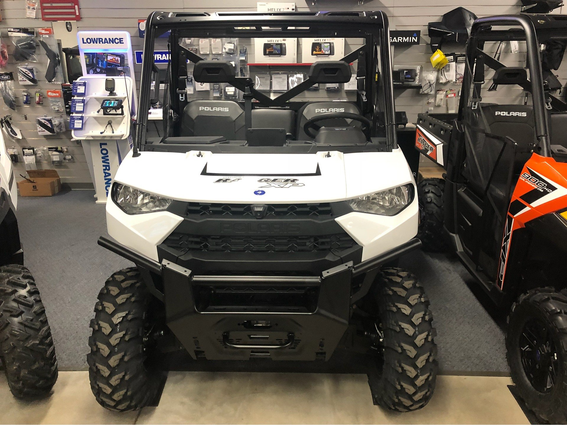 2019 Polaris Ranger XP 1000 EPS Ride Command in Appleton, Wisconsin - Photo 2