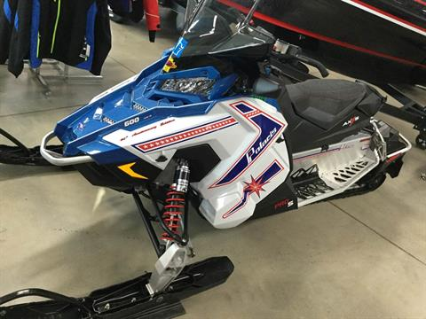 2015 Polaris 600 Switchback Pro-S in Appleton, Wisconsin